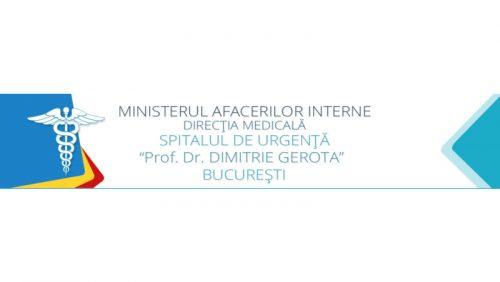 SPITALUL DE URGENȚĂ PROFESOR DOCTOR DIMITRIE GEROTA
